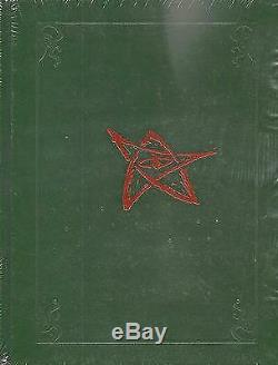 Call of Cthulhu 20th Anniversary Edition Leather Covers MINT Brand New Sealed