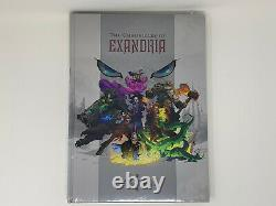 Chronicles of Exandria 1 The Tale of Vox Machina Brand New Sealed Critical Role