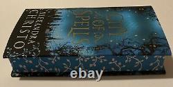 City of Spells Fairyloot Edition Brand New Hardcover Unread Sprayed Edges Signed