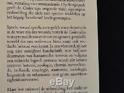 Codex Seraphinianus Luigi serafini Dutch Edition Brand New