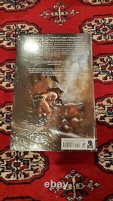 Colossal King Conan Omnibus Brand New Oop