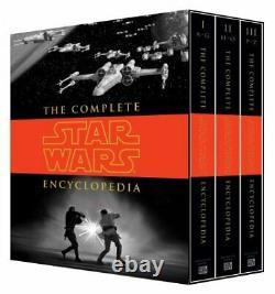 Complete Star Wars Encyclopedia, Hardcover by Sansweet, Stephen J, Brand New