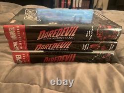 DAREDEVIL bendis omnibus vol. 1&2 +SHADOWLAND BRAND NEW! SEALED OOP