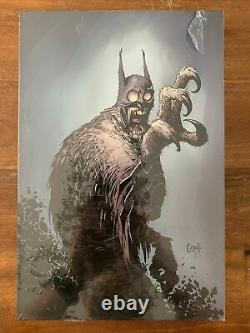 DC Comics Absolute Batman The Court of Owls Snyder Capullo BRAND NEW Sealed OOP