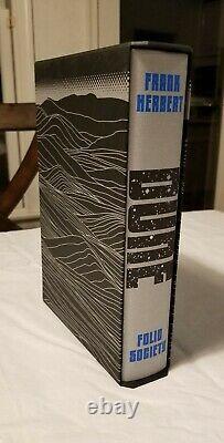 DUNE Frank Herbert. Folio Society, 50th Anniversary Edition. BRAND NEW