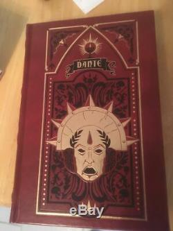 Dante Hardcover Limited Edition Guy Haley Rare BRAND NEW warhammer black library
