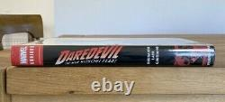 Daredevil By Brubaker & Lark Omnibus Vol 1 Marvel Oop Brand New / Sealed