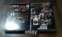 Daredevil Omnibus Volumes 1 & 2 By Brubaker & Lark Hc Brand New Factory Sealed