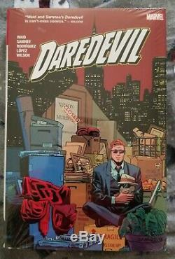 Daredevil by Waid & Samnee Omnibus Volume 2 Marvel Comics Brand New Sealed OOP
