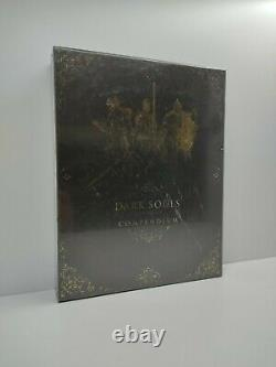 Dark Souls Trilogy Compendium Hard Cover Never Opened Brand New Sealed