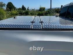 Diamondback brand aluminum tonneau cover SE for Toyota Tacoma 5 ft short bed
