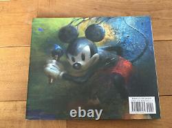 Disney's The Art of Epic Mickey Limited Hardcover Austin Grossman Brand New