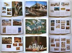 Disneyland Paris From Sketch To Reality English Updated Edition Brand New