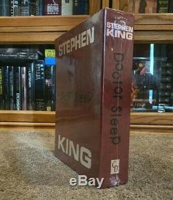 Doctor Sleep by Stephen King. Cemetery Dance Limited Gift Edition. Brand New