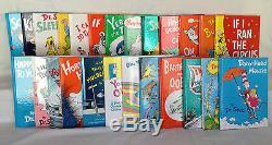 Dr. Seuss Complete Collection Set of 59 Brand New Hardcover Books Fantastic Lot