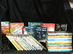 Dr. Seuss Series Complete Collection Set! 58 Brand New Hardcover Classic Books