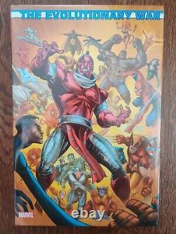 EVOLUTIONARY WAR Marvel Comics OMNIBUS BRAND NEW SEALED HC Hardcover