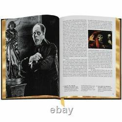 Easton Press Horror Cinema Brand New Leather Hardcover Book 22kt Gold
