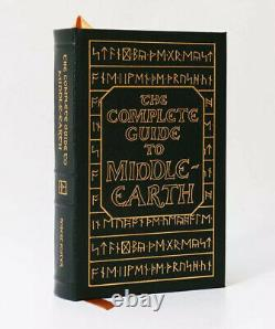 Easton Press The Complete Guide to Middle Earth Tolkien World Brand New SEALED
