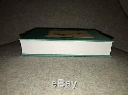 Essex County Jeff Lemire Hardcover Sketch Slipcase Edition 5/50 Brand New Unread