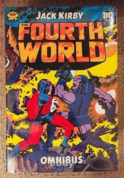FOURTH WORLD by Jack Kirby Omnibus Hardcover OOP BRAND NEW SEALED HC DC