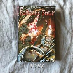 Fantastic Four Omnibus Vol. 3 Stan Lee Jack Kirby BRAND NEW OOP HTF