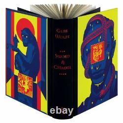 Folio Society Book of the New Sun Gene Wolfe Hardcover BRAND NEW