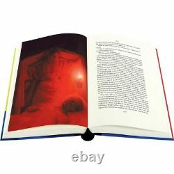 Folio Society THE BOOK OF THE NEW SUN Gene Wolfe Brand New! Beautiful Edition