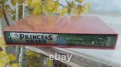 Folio Society The Princess Bride William Goldman BRAND NEW SEALED