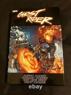 Ghost Rider by Jason Aaron Omnibus, HC, 1st printing, Brand New