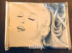 Gorgeous SEALED/BRAND NEW MADONNA Sex Book + CD 1992 USA NO Promo Madame X Blue