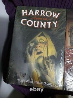 Harrow county library edition Brand New 1-4