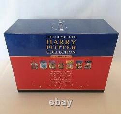 Harry Potter HARDCOVER Boxed Set Children 1st Editions Brand NewithUnread RARE