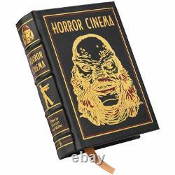Horror Cinema (Easton Press) Brand New Hardcover Book