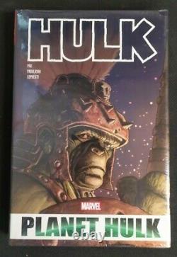 Hulk Planet Hulk Omnibus Hardcover Brand New Sealed