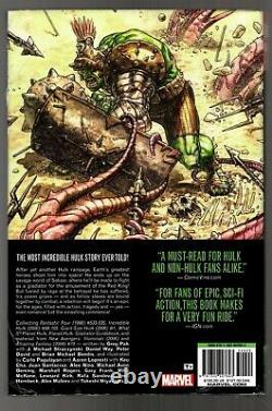 Hulk Planet Hulk by Greg Pak Omnibus BRAND NEW Factory Sealed Incredible Rare