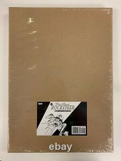 IDW DAVE STEVENS' THE ROCKETEER ARTIST'S EDITION HC BRAND NEWithSHRINKWRAPPED