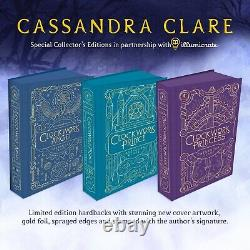 Illumicrate Archives Infernal Devices by Cassandra Clare COMPLETE BOX BRAND NEW