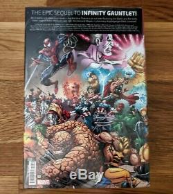 Infinity War Omnibus HC Gauntlet Sequel BRAND NEW Starlin- Marvel-Thanos