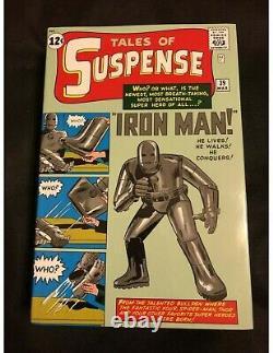 Invincible Iron Man Omnibus Vol. 1, HC, 1st printing, Brand New