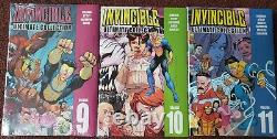 Invincible Ultimate Collection Hardcover 9, 10, 11 BRAND NEW Sealed