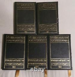 J. R. R. Tolkien Series Set Of (5) Hard Cover Books. Brand New. Lord Of The Rings