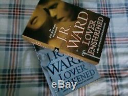 J. R. Ward-Lover Awakened & Enshrined. Hardcover in Brand New Condition