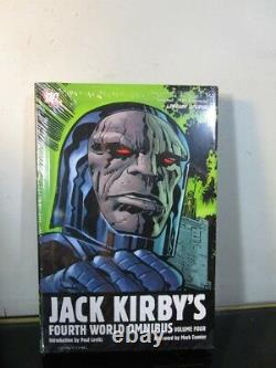 Jack Kirby's Fourth World Omnibus Volume 4 Four Harcover HC Brand New Sealed OOP