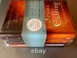 Jesus Calling by Sarah Young, Hardback 3 pack Brand New in Shrink Wrap 3 Books