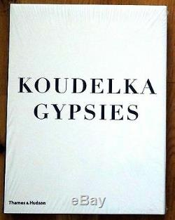 Josef Koudelka Gypsies 2014 2nd Expanded Edition Brand New Copy