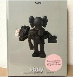 KAWS Companionship in the Age of Loneliness Hardcover Book BRAND NEW