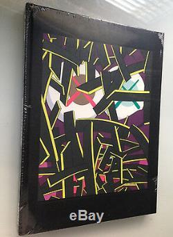 KAWS Downtime 2012 BRAND NEW SEALED Hardcover book original fake companion