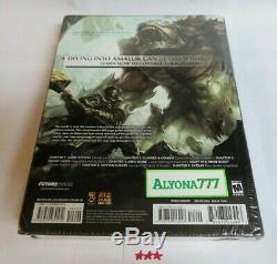 KINGDOMS of AMALUR Reckoning Guide Book Hardcover Coll. Ed. BRAND NEW & SEALED