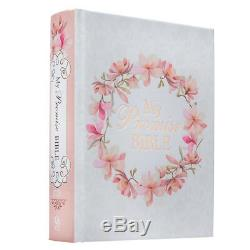 KJV Holy Bible My Promise Journaling Bible Pink Hardcover BRAND NEW
